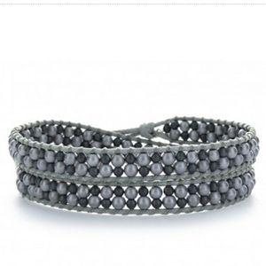 Handmade Katie Soleil Double Wrap Bracelet Choker